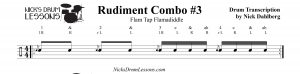 rudiment-combo-flam-tap-flamaddidle