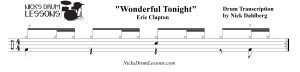 wonderful-tonight-drum-sheet-music